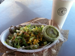 Delicious Chipotle Food