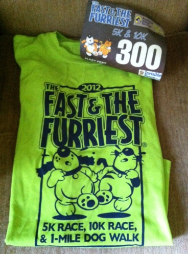 Fast and the Furriest 10K